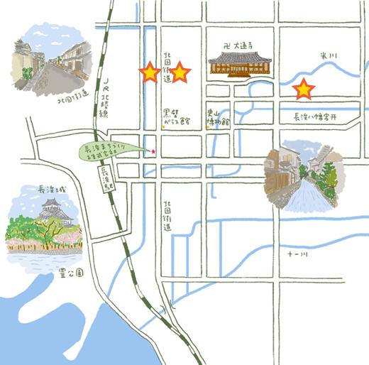 sながはま市街地図140101